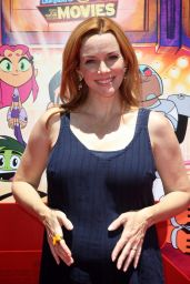 "Annie Wersching – ""Teen Titans Go! to the Movies"" Premiere in Hollywood"