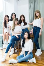 APink - ONE & SIX Album Photoshoot 2018