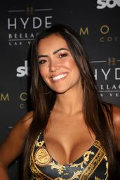 Arianny Celeste and Brittney Palmer - Host a Fight Week Party in Las Vegas 07/06/2018