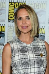 "Arielle Kebbel - ""The Midnight, Texas"" Photocall at 2018 SDCC"