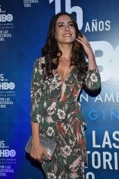 Aroa Gimeno – 2018 HBO Latin America in Mexico City