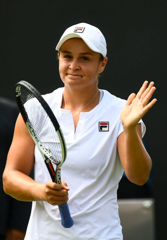 Ashleigh Barty – Wimbledon Tennis Championships in London 07/05/2018
