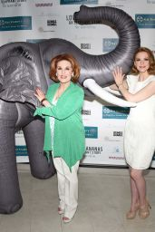 "Ashley Bell - ""Love & Bananas: An Elephant Story"" in Beverly Hills"