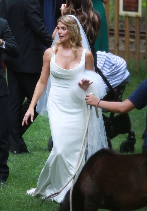Ashley Greene at Her Wedding in San Jose 07/06/2018