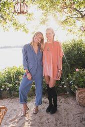 Ashley Hart and Jessica Hart – Bellissima Bambini Launch in Montauk