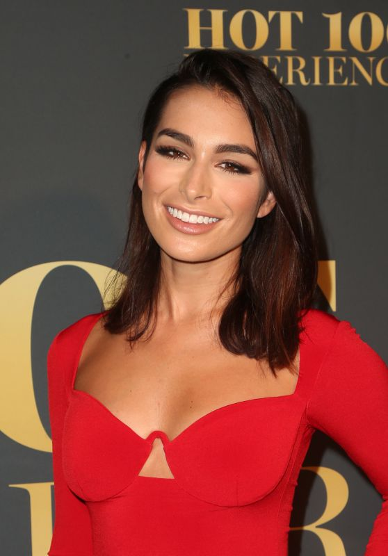 Ashley Iaconetti – Maxim Hot 100 Experiences Party 2018