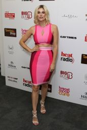 Ashley James - Spice Girls Exhibition VIP Launch in London