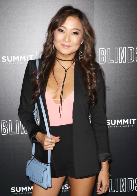 "Ashley Park – ""Blindspotting"" Premiere in New York"