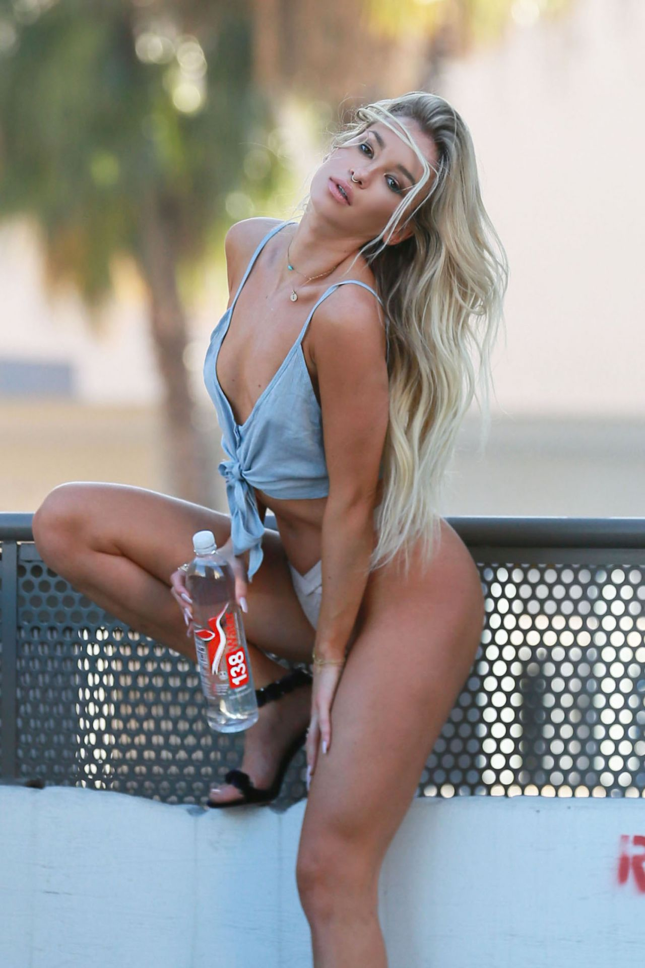 Aubrey Evans Nude Photos
