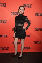 Audrey Corsa – Mary Page Marlowe Off-Broadway Opening Night in New York