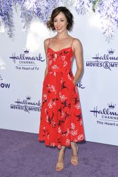Autumn Reeser – Hallmark Channel Summer TCA 2018 in Beverly Hills