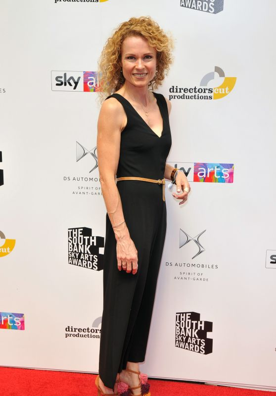 Barbara Drennan – Southbank Sky Arts Awards 2018 in London