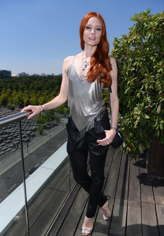Barbara Meier - Thomas Sabo Press Cocktail in Berlin 07/04/2018