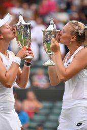 Barbora Krejcikova and Katerina Siniakova - Ladies