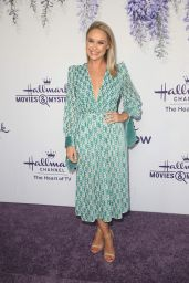 Becca Tobin – Hallmark Channel Summer TCA 2018 in Beverly Hills