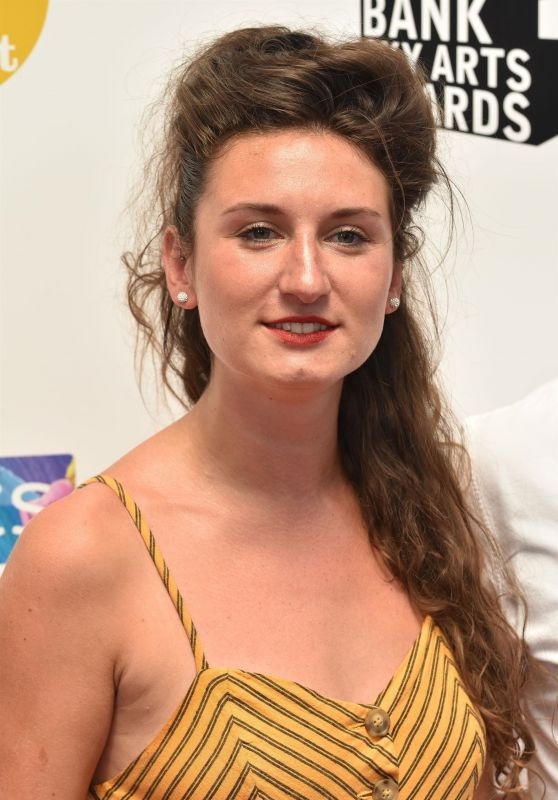 Bessie Carter – Southbank Sky Arts Awards 2018 in London