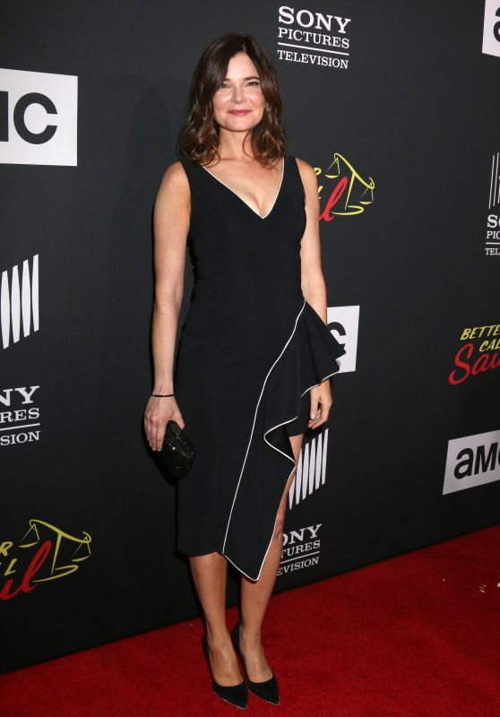 "Betsy Brandt – ""Better Call Saul"" Season 4 Premiere at SDCC 2018"