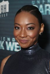 "Betty Gabriel - ""Unfriended Dark Web"" Premiere in LA"
