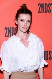 Betty Gilpin – Mary Page Marlowe Off-Broadway Opening Night in New York