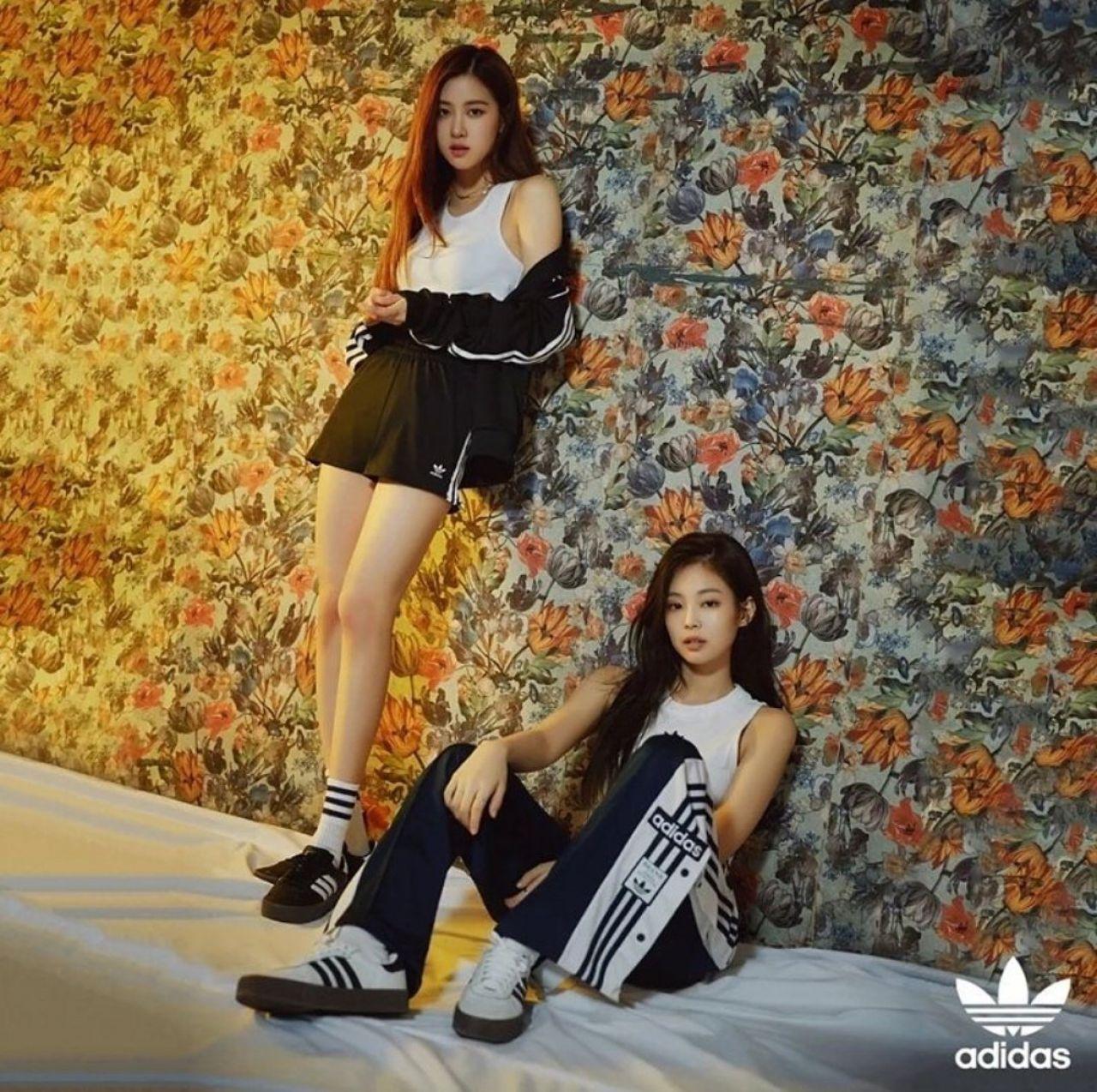 Blackpink Adidas Photoshoot 2018 Part Ii