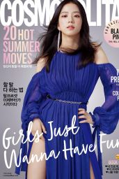 BlackPink - Cosmopolitan Korea August Issue 2018