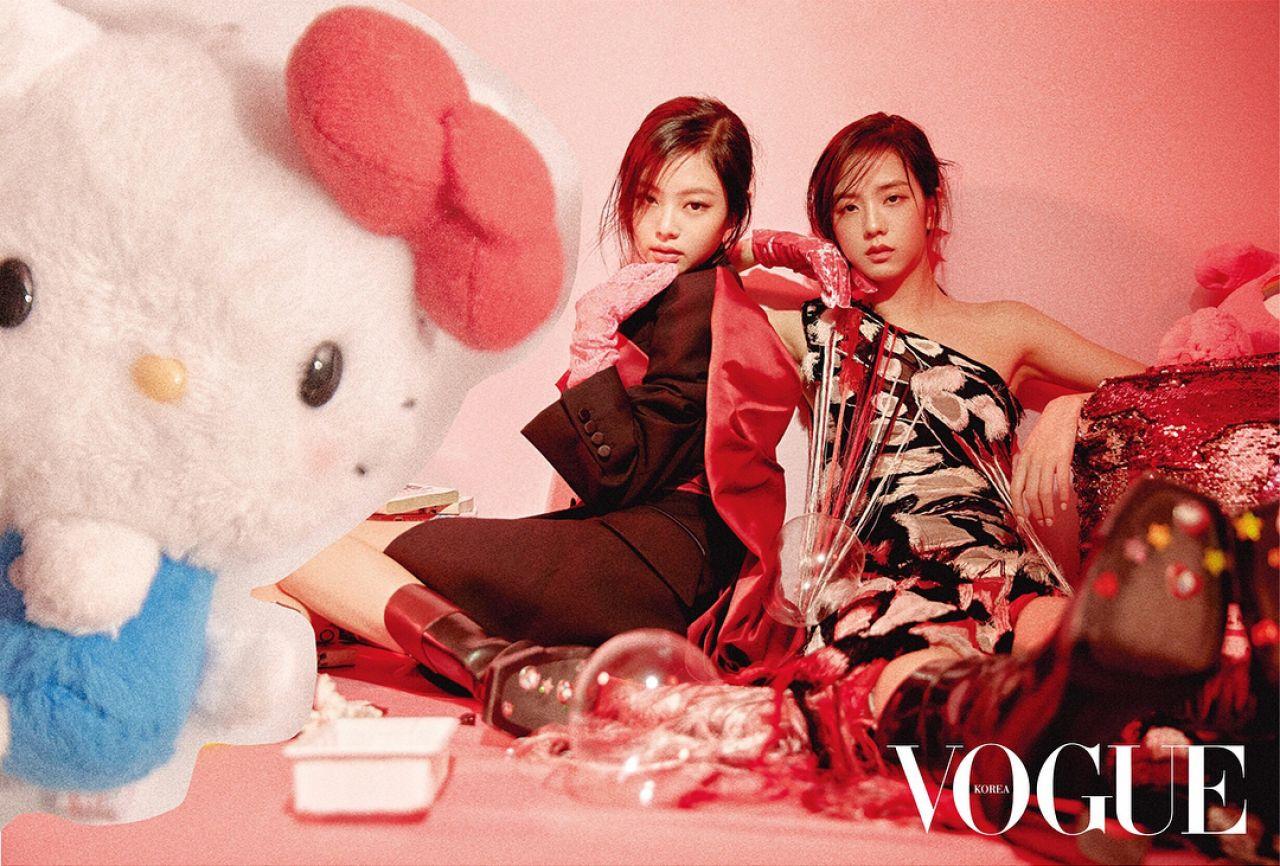 Blackpink Vogue Korea August Issue 2018