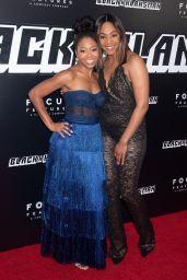 "Bresha Webb – ""BlacKkKlansman"" Premiere in New York"