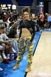 Brittany Lucio – 50K Charity Challenge Celebrity Basketball Game in Westwood