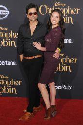 """Caitlin McHugh – """"Christopher Robin"""" Premiere in LA"""