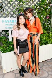 Camila Cabello - Launch of HAVANA Makeup Collection With L
