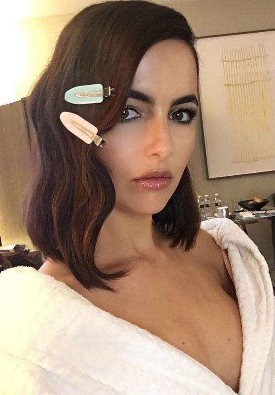 Camilla Belle - Social Media 07/06/2018