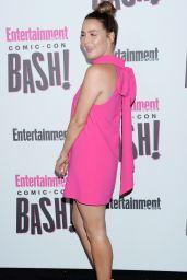 Camilla Luddington – EW's Comic-Con Bash in San Diego 07/21/2018