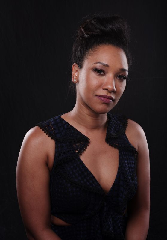 Candice Patton – Variety Portrait Studio, San Diego Comic-Con 2018