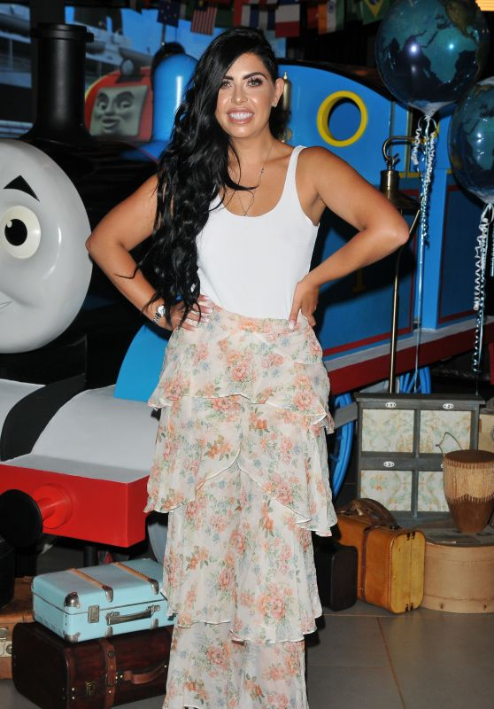 "Cara de la Hoyde - ""Thomas & Friends: Big World Big Adventures"" Premiere in London"