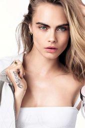 Cara Delevingne - Dior Dreamskin Campaign, July 2018