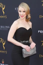 Carlie Craig – 2018 Los Angeles Area Emmy Awards