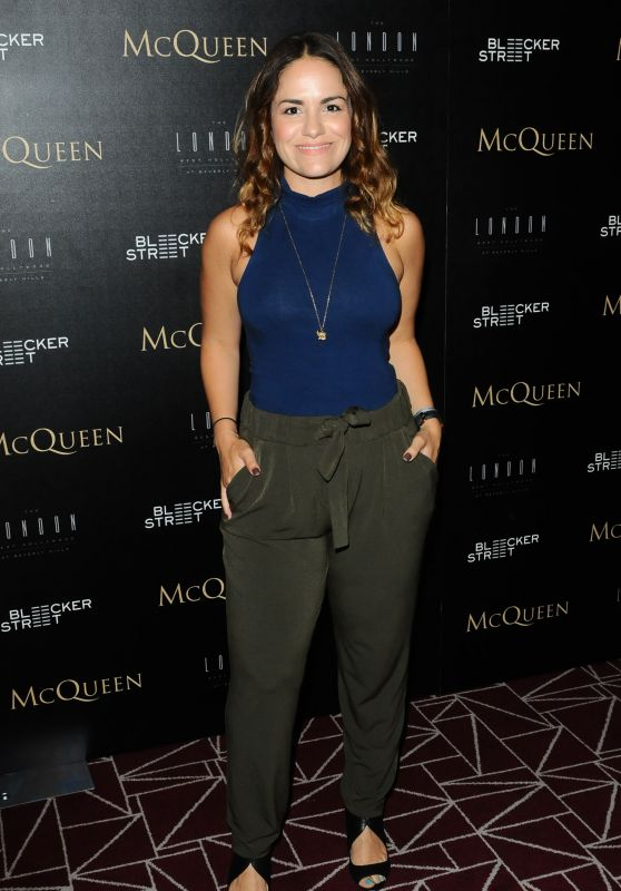 "Carolina Groppa - ""McQueen"" Special Screening in Los Angeles"