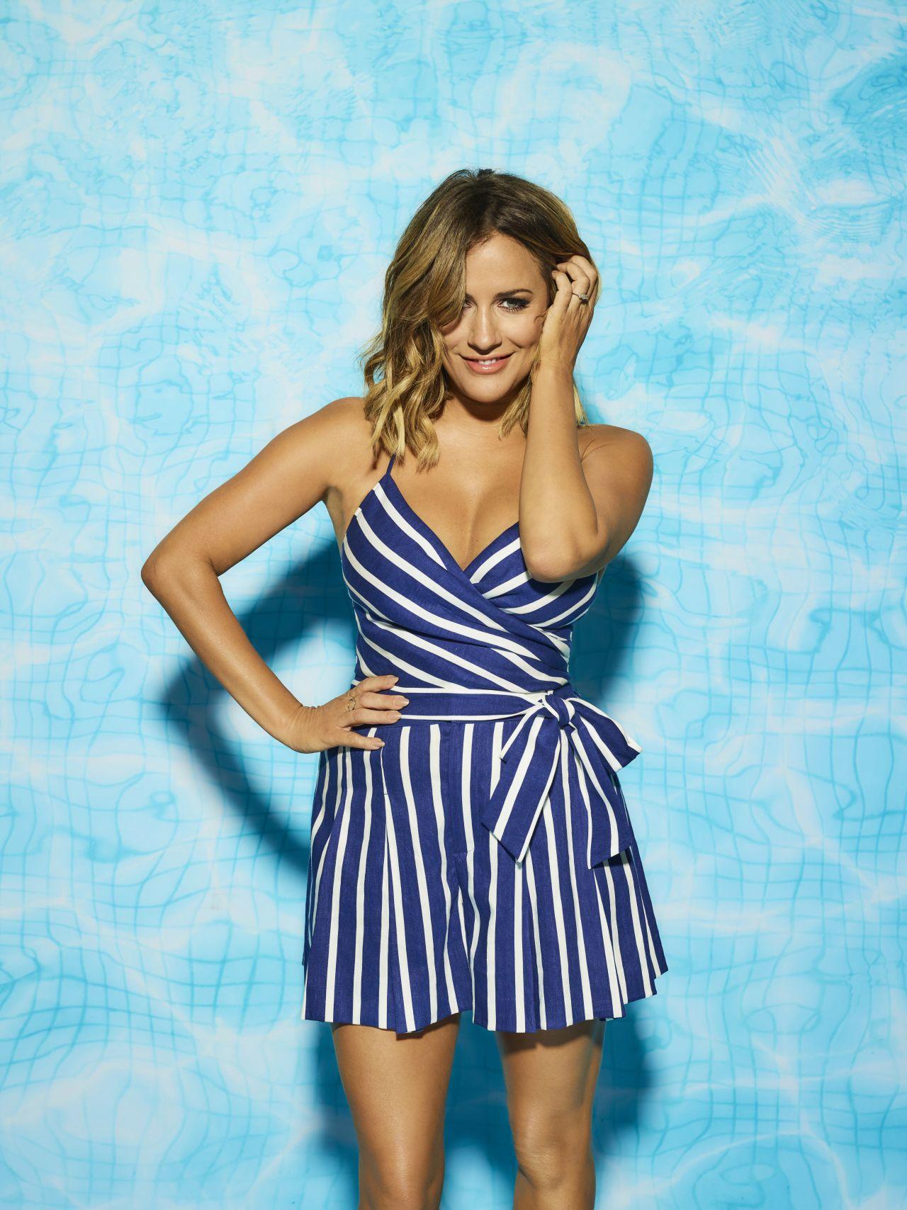 "Caroline Flack - ""Love Island"" Season 4 Promoshoot in Majorca"