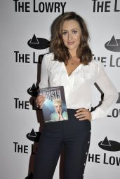 """Catherine Tyldesley – """"Dusty"""" Press Night in Manchester"""