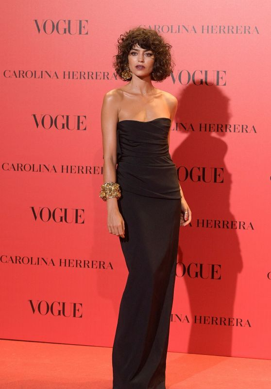 Cecilia Gomez – VOGUE Spain 30th Anniversary Party in Madrid