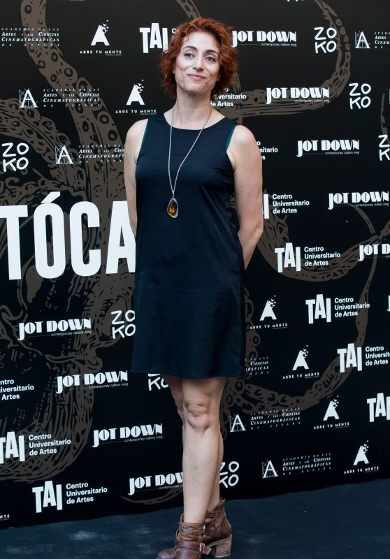 "Celia Blanco – ""Tocate"" Premiere in Madrid"