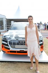 Charlie Webster – Audi Polo Challenge in Ascot 07/01/2018