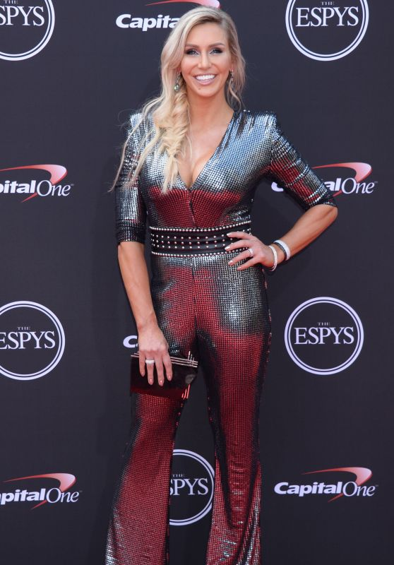 Charlotte Flair – 2018 ESPY Awards in LA