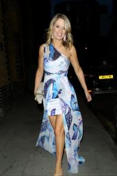 Charlotte Hawkins – ITV Summer Party in London 07/19/2018
