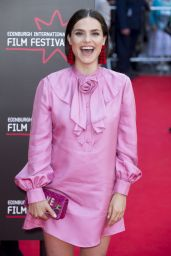 "Charlotte Riley - ""Swimming with Men"" Premiere at EIFF 2018"