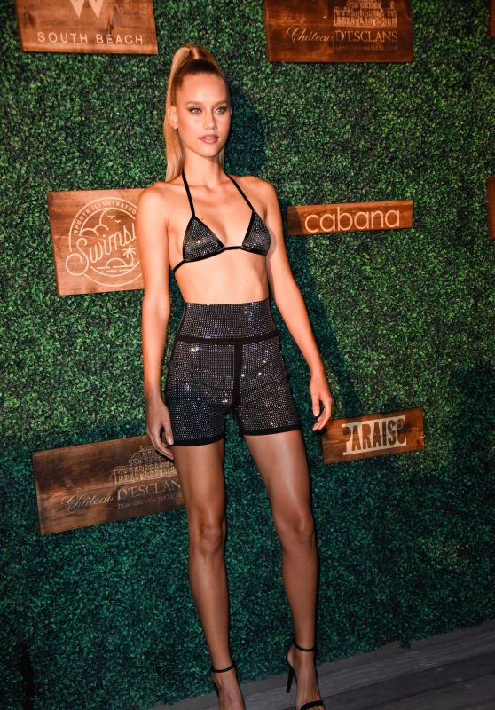Chase Carter – 2018 SI Swimsuit Show in Miami