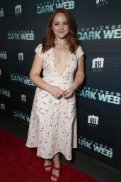 "Chelsea Alden - ""Unfriended Dark Web"" Premiere in LA"