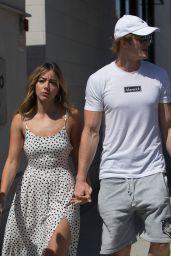 Chloe Bennet and New Boyfriend Logan Paul Shopping in Beverly Hills