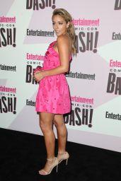 Chloe Bennet – EW's Comic-Con Bash in San Diego 07/21/2018