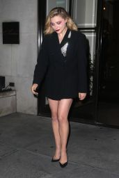 Chloe Grace Moretz - Night out in NYC 07/30/2018